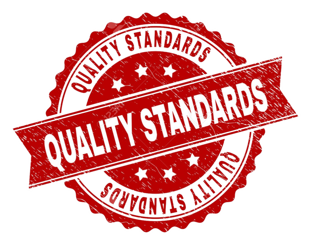Quality Standards